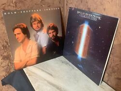 Dallas Holm And Praise Lot Of 2 Lp Vinyl Records, Sheppard Johnson, I Saw The Lord