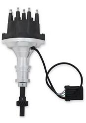Holley 565-111 Efi Dual Sync Low-profile Distributor Ford 351w Provides Space