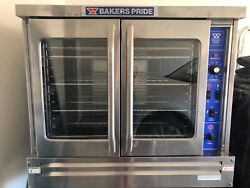 Bakers Pride Bakery Depth Oven With Legs