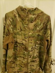 Outdoor Research Soft Shell Multicam Obsidian Top And Bottom Size Large.