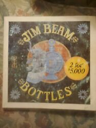Vintage 1971/72jim Beam Bottles Identification And Price Guide