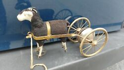 Shep Sheep Doll Christmas Wheels Bear Old Vintage Antique Old Rare