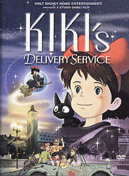 Very Good Kikis Delivery Service Dvd, 2003, 2-disc Set