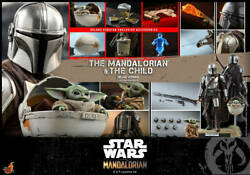 Toys Pipens Limited Edition Hot Star Wars Mandalorian The Child Bonus Accessory