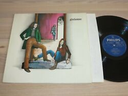 Ginhouse Lp - Same / 1971 German Philips 6369 006 Press In Mint-