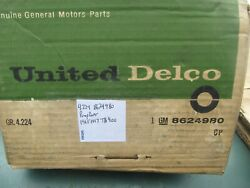 1964-1967 Nos United Delco Th 400 Pump Cover/support 8624980 Buick Olds Pontiac