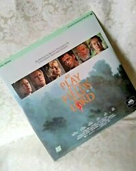 At Play In The Fields Of The Lord Laserdisc Aidan Quinn Kathy Bates