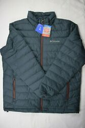 Columbia Menand039s Thermal Puffer Jacket - Choose Color - Large - Nwt