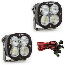 Baja Designs 677803 X2 Xl80 Auxiliary Light Using 4 Leds 9500 Lumens In A 4.4x4.