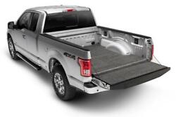 Bedrug Xltbmc07lbs Xlt Bedmat For Spray-in Or No Bed Liner 07-18 Gm Silverado/si