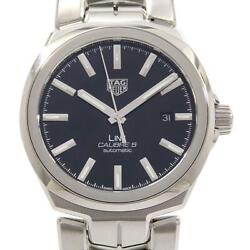 Authentic Tag Heuer Wbc2110.ba0603 Link Caliber 5 Automatic 260-004-028-6181