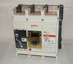Cutler Hammer Rd 3 Pole 2000 A Amp Rd320t33w Circuit Breaker 20res20t Ls Trip