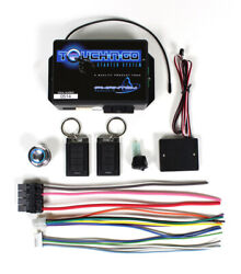 Ididit 2600670100 Touch-n-go Start System W/22 Mm Button