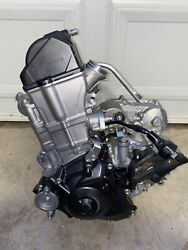 Honda Crf450r Engine With Electric And Kick Start Fits 2017-2018 Super Clean