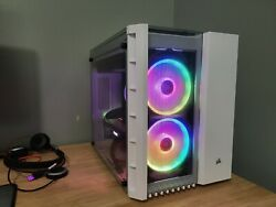 Big Performance In A Tiny Awesome Package Titan Rtx Gaming Pc
