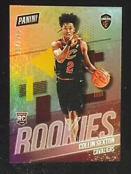 2019 Panini The National Collin Sexton Holofoil Rookies Rc Sp And039d 017/299