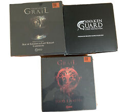 Kickstarter Tainted Grailthe Fall Of Avalon + Red Death + More Look Pictures
