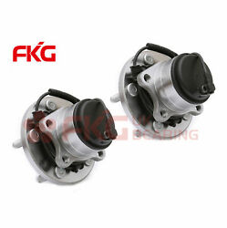 2 Front Wheel Hub Bearing For 02-2005 Ford Thunderbird 00-2006 Lincoln Ls 513167