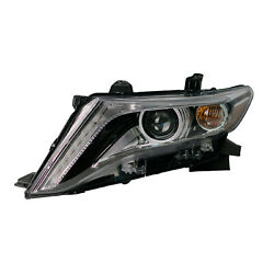 New Toyota Driver Side Headlight Assembly 811500t030 Oem