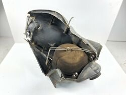 99 Ktm 250 300 Exc Mxc Airbox Air Cleaner Box Filter Cage Housing Intake Boot
