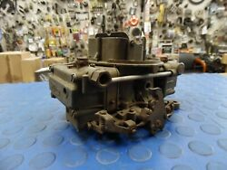 1966 Chevelle 396 A/t - Holley Carburetor - Gm 3886088 Ex - 5a2 - For Parts