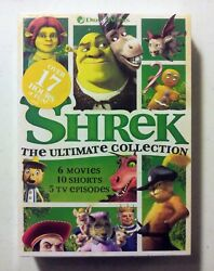 Brand New Shrek The Ultimate Collection. 7 Disc Dvd Set. Ships Free