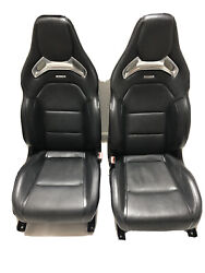 2014 2015 Mercedes Cla45 Amg Front Seats Left And Right Recaro Seats