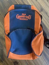 Vintage Old Grand-dad Whiskey Small Backpack