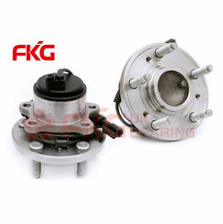 2 New Front Wheel Bearing Hub For 2000-2006 Lincoln Ls Ford Thunderbird 513167
