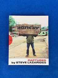 Banksy Captured Vol 1 Book By Steve Lazarides Limited Edition