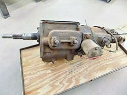 May 1955 Studebaker President Speedster 3 Speed Overdrive Transmission Part