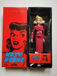 Nrfb The Odds Are Stacked Gloria Grandbuilt Doll Integrity Toys Katy Keene Fr
