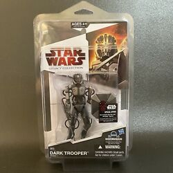Dark Trooper Phase 1   Rare 2009 Star Wars Legacy Collection Bd56  star Case New