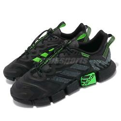 Adidas Climacool Vento Boost Black Green Men Unisex Running Shoes Gy3088