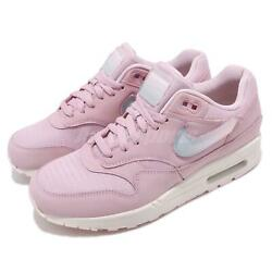 Nike Wmns Air Max 1 Jp Jelly Puff Swoosh Pink Womens Running Shoes At5248-500