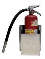 Pit-pal Products 5 Lb Fire Extinguisher Holder P/n 352
