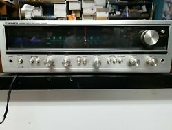 Pioneer Sx-636 Receiver Am/fm Stereo Receiver - Great Condition