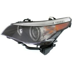 Headlight For 2004-2007 Bmw 525i Driver Side