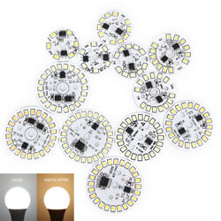 Led Bulb Patch Lamp Smd Plate Circular Module Light Source Plate For Bulb Liyjh2
