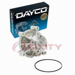 Dayco Dp1017 Engine Water Pump For Coolant Antifreeze Belts Cooling Yd