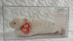 Authenticated Ty Beanie Baby Chilly 1st Gen Extremely Rare Condition