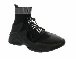 Versace Jeans Couture Black Extreme Sock Fashion Sneakers-12