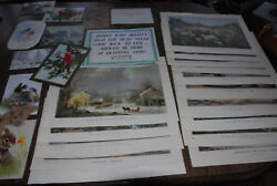 1970s Rare Paper Prints Posters Stickers Post Cards Litos Mn Wholesale Lot 4