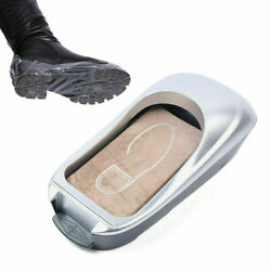 Automatic Shoes Cover Machine Disposable Floor Guard Starter Kit With Shoe Film