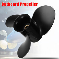 Outboard Boat Propeller For 9 1/4 X 11 Evinrude Johnson Omc 8-15hp 17481