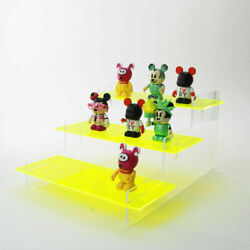 Tiered Acrylic Collectibles Display Stand - 395mm - Funko Pops - Lego - Figures