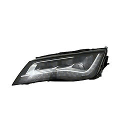 Au2502189 New Replacment Driver Side Headlight Assembly