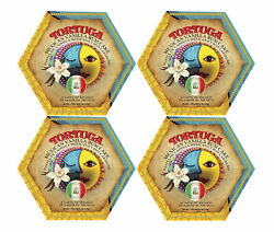 Tortuga Caribbean Rum Cake 4oz. Mexican Vanilla - 4 Pack Father's Day Sale