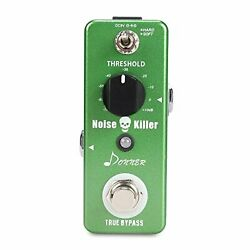 Donner Noise Killer Noise Gate Guitar Effects Pedal F/s W/tracking Japan New
