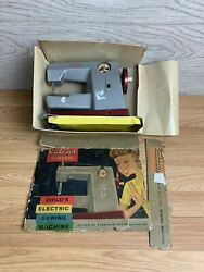 Vulcan Classic Childs Elctric Sewing Machine See Condition Notes